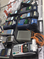 Many POS Terminals