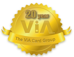ViA Card Group 20 Year